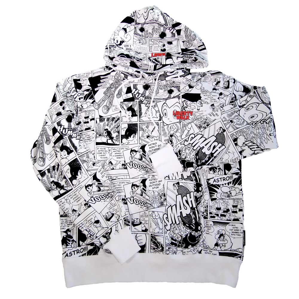 LBWK atom-comic-hoodie