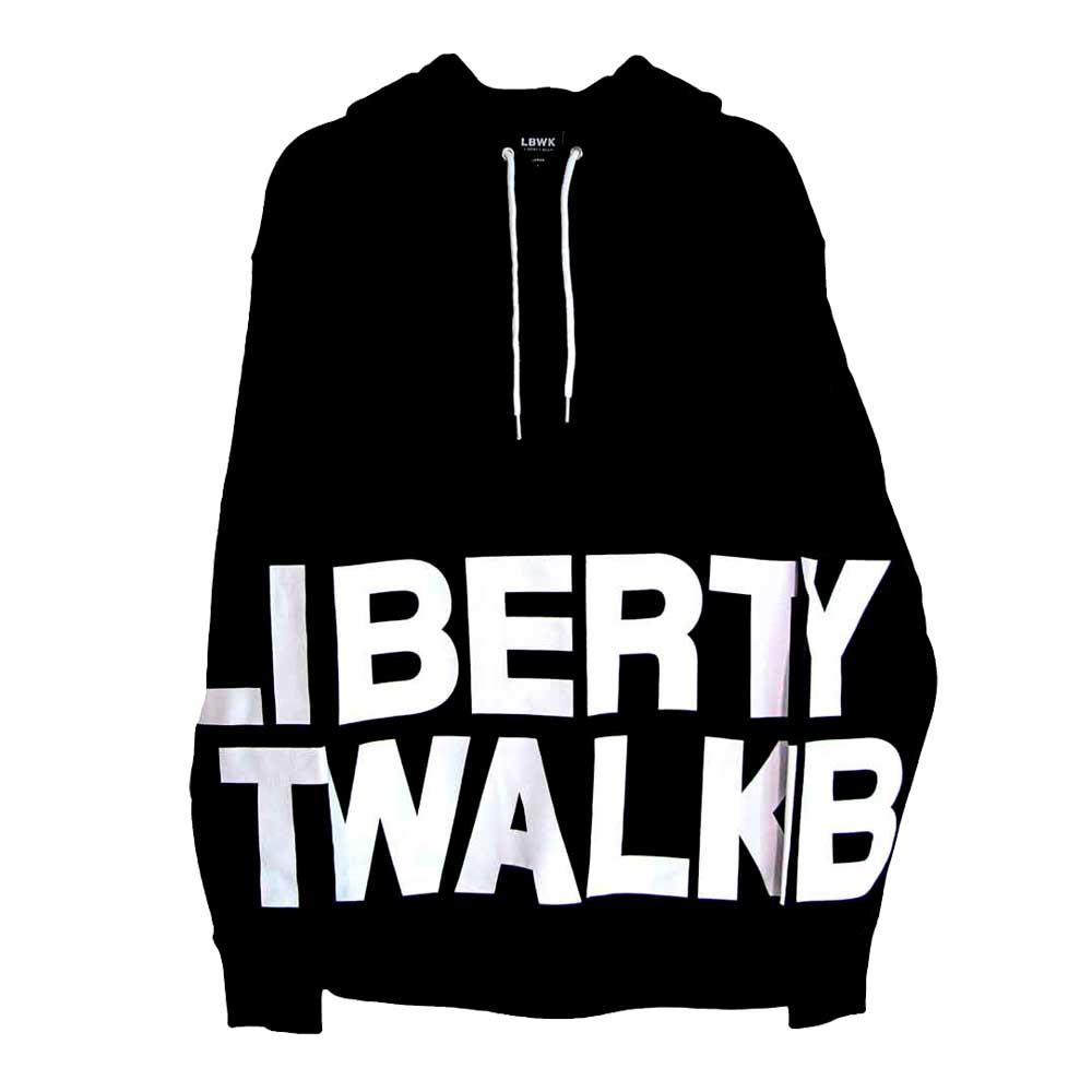LBWK biologo hoodie