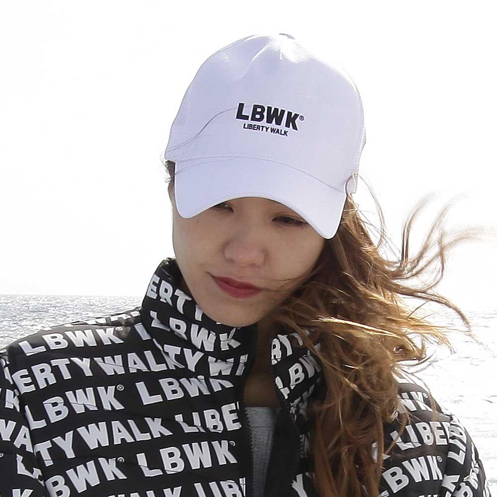 LBWK FIVE★STAR MESH CAP White