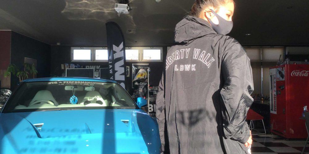 LBWK アノラック Black